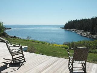 Private Island - Great for Reunions - Sleeps 24, Port Clyde