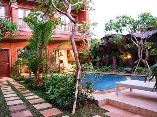 Villa Asih, best located in the centre of Sanur