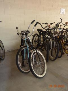 2 free bikes with unit