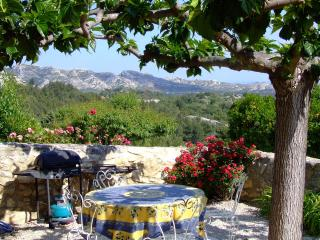Paradise in Provence- Vacation Rental with a Fireplace, Pool, and Grill, Les Baux de Provence