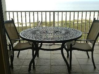 Lovely Gulf Front Condo, Orange Beach