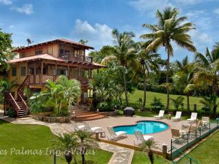 Beachfront Villa on 4 Acres of Land