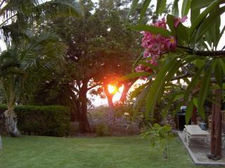 Sunset at Hale Lani