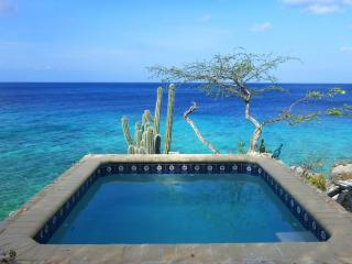 Cas Cielo-Most unique seaside cottage on Curacao!, Sint Willibrordus