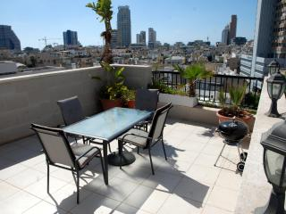 Bar Kochba Rooftop Tel Aviv Apartment - 2 Bedroom