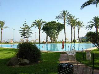 Torremolinos,carihuela, Primera Linea De Playa, Alquilo Bonito Estudio En Edificio Frontal Al Mar