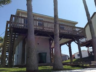 House on canal, Surfside Beach