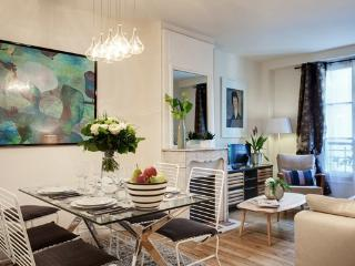 Apartment Malher Paris apartment 4th arrondissement, 2 bedroom short term rental