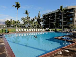 Maui Sunset #A-103 Oceanfront Complex, Ground Floor, 1 Bd 2 Bath Great Rates!, Kihei
