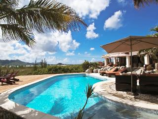 Villa Le Mas Des Sables SPECIAL OFFER: St. Martin Villa 156 A Superb Waterfront Three Bedroom Villa Located On The Cliffside In Terres Basses With Spectacular Views Of The Ocean.