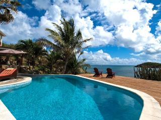 Villa Le Mas Des Sables St. Martin Villa 256 A Superb Waterfront 1 Bedroom Villa Located On The Cliffside In Terres Basses With Spectacular Views Of The Ocean.
