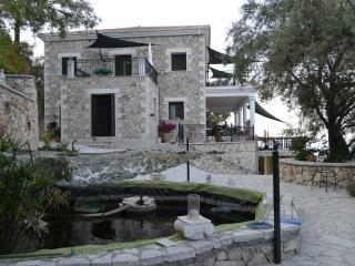 Mikro Lemoni 55m2 Stone Villa, 2 terraces, seaview