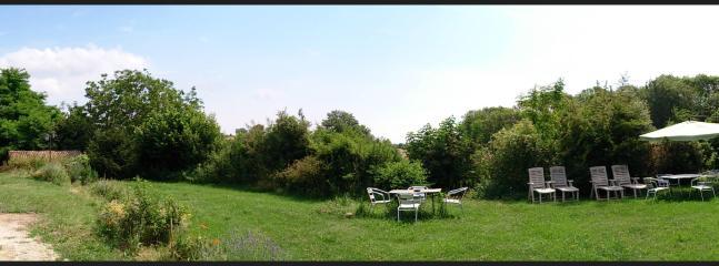 CASALE VIGNOLO, the garden