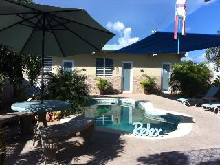village with pool., Guanica