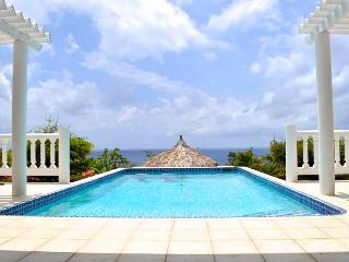 Villa Ocean Paradise, luxe villa met sea view, meest gekozen huis van VVVCuracao