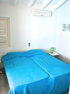 Drie slaapkamers met airco