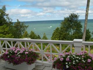 Restored Greek Revival Home on Lake Michigan Beach