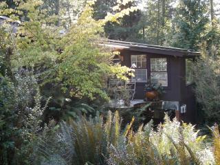 Small Private Whidbey Island House, Freeland
