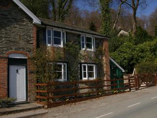 4* cosy Welsh cottage with valley views, Llanidloes