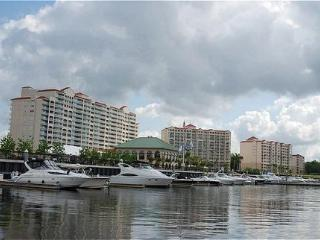 Splendid 3BR waterfront condo, Yacht Club 3-303!!!, North Myrtle Beach