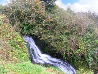 CORN MILL ANNEXE, romantic retreat, ample off road parking, lawned garden, beach 3 miles away, near Moelfre, Ref 26417