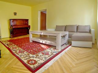 quiet, upscale 3 room short term central Bucharest
