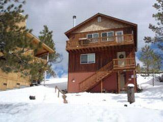 Casa Sanchez Cabin, Big Bear Region