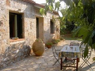 Stone Bungalow Stoupa Greece. 100m From Sand Beach