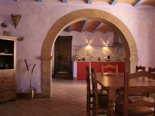 Andalucia Cottages, the land of the Iberian Ham, Jabugo