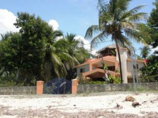 Villa Nadine.  Oceanfront and rooftop pool, Punta Rucia