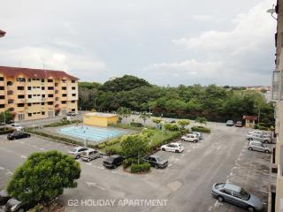 Cozy Holiday Apartment in Melaka City Centre.