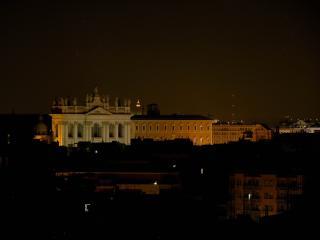 ROMAN TERRACE, penthouse over Rome