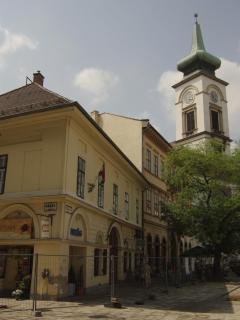 Kálvin tér/Ráday(restaurant)street