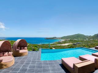 SEA LA VIE... Wow!  Beautiful Modern 4BR Villa - gorgeous views of Guana Bay