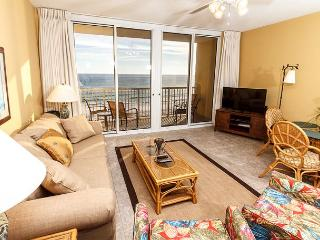 WE 507: Cozy & updated 5th floor,directly on BEACH, WIFI, Bch Srvc, FREE GOLF, Fort Walton Beach