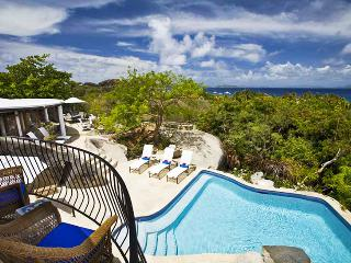 Villa On The Rocks 4 Bedroom SPECIAL OFFER, Little Trunk Bay