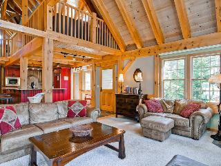 Beautiful mountain home 600yds from slopes with hot tub, pool table, free shuttle (600 yds to slopes, free shuttle) - Timber Peak Lodge, Breckenridge