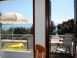 Lovely Novalja studio Nadica 3 for 3 persons by the sea