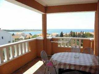 Apartment Jenny 3 for 6 persons on the second floor with great sea view in