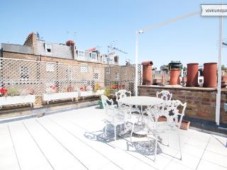 Spectacular 5 bed with fantastic roof terrace, South Belgravia, London