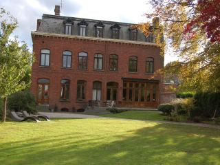 Northern France, in an exceptional 19th century mansion, Bousbecque
