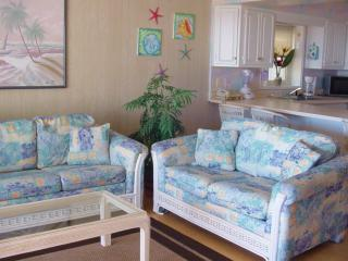 Six on the Beach. Fantastic Oceanfront w/ direct beach  access. First Floor