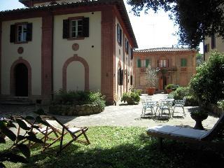 Villa Caprera. Casa Borgianni