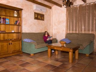 Teresa Cottage in Alcaraz Green Way Spain, Robledo