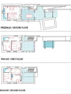 Floorplan of the house