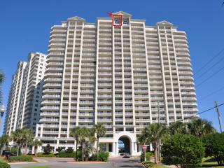 You will be staying at this gulf facing 24th floor Penthouse Condo