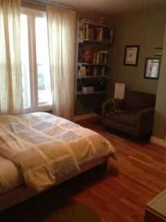 Second bedroom and reading area too!