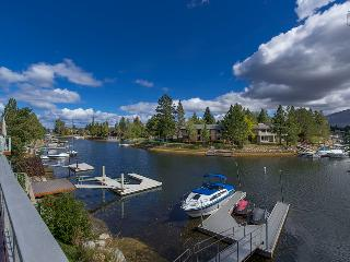 Lakefront home with hot tub near community pool and tennis courts - Lucerne Lake House, South Lake Tahoe