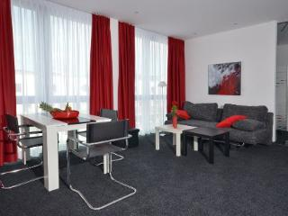 Vacation Apartment in Aalen - 452 sqft, central, modern, clean (# 4459)