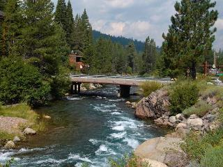 Alpine Meadows River Run Condo - Beautiful Riverfront Condo Vacation Rental, Lake Tahoe (California)